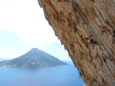 I love you, Kalymnos!