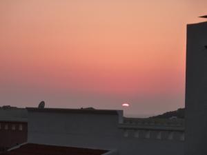 Sunset in Masouri