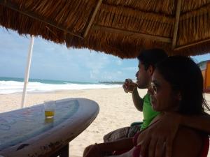 Bar do Marcão, Maracaípe Beach