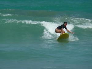 Surfing in Maracaípe