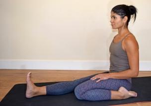 Sandra Berlin Climb Yoga